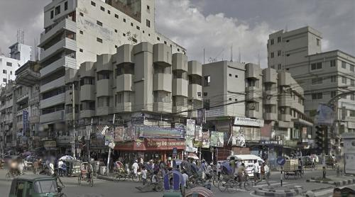 Mixed-use building (Dhaka, Bangladesh)