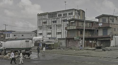 Industrial building (Lagos, Nigeria)