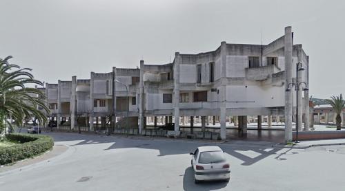 Housing (Poggioreale, Italy)