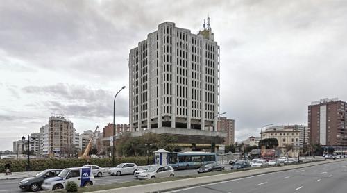 Edificio de Correos (Málaga, Spain)