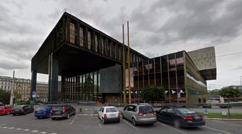 Nová Budova Národního Muzea (Prague, Czech Republic)