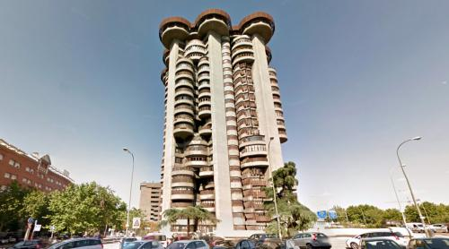Torres Blancas (Madrid, Spain)