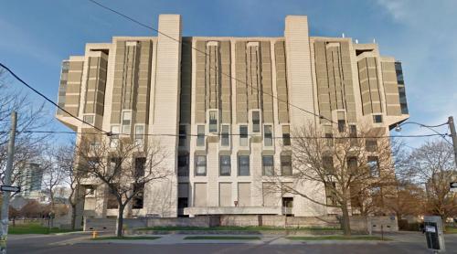 John P. Robarts Research Library (Toronto, Canada)