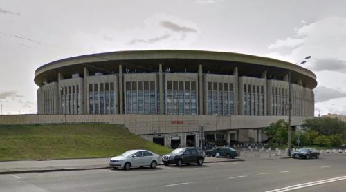 Olimpiisky Indoor Arena (Moscow, Russia)