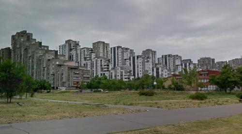 Blokovi - Blok 62 (Belgrade, Serbia)