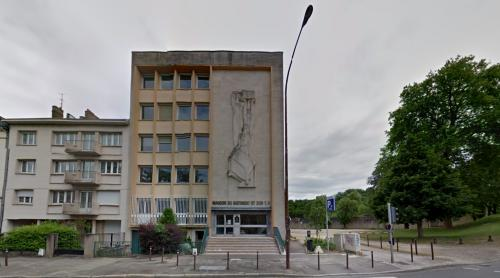 Maison du BTP (Metz, France)