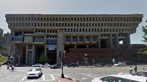 Boston City Hall (Boston, United States)