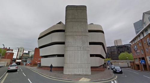 Portsmouth Central Library (Portsmouth, United Kingdom)