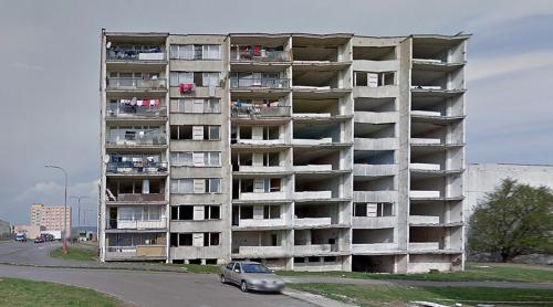 Chánov Housing Estate (Most, Czech Republic)