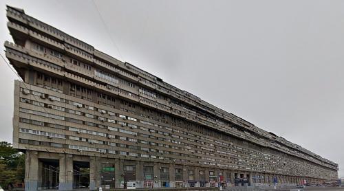 Большая Тульская улица, дом 2 (Moscow, Russia)