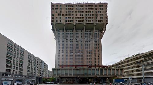 Torre Velasca (Milan, Italy)