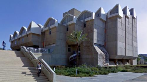 Zalman Aranne Central Library (Beersheva, Israel)