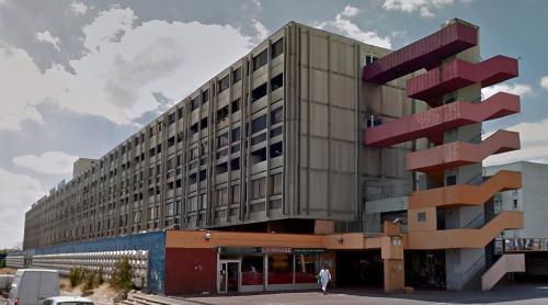 Centre Commercial Galion 3000 (Aulnay-sous-Bois, France)