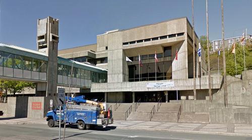 St John's City Hall (St John's, Canada)
