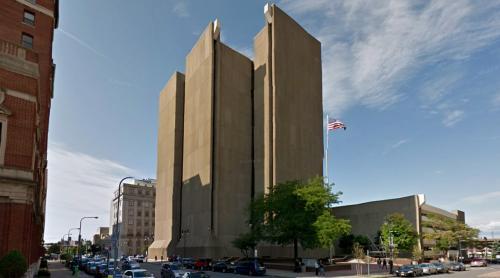 Buffalo City Court Building (Buffalo, United States)