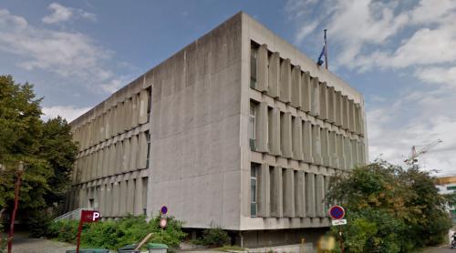 Bondy City Hall (Bondy, France)