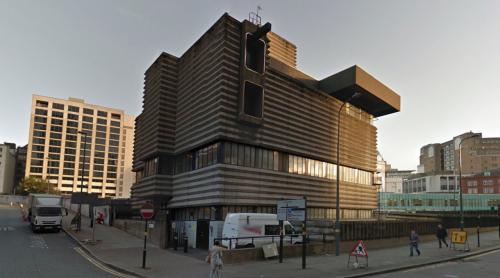 New Street Station signal box (Birmingham, United Kingdom)