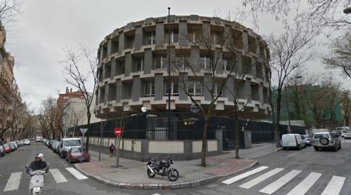 Former Embassy of the UK (Madrid, Spain)