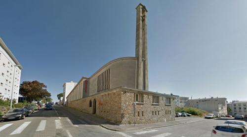 Chapelle de Kerveguen (Brest, France)