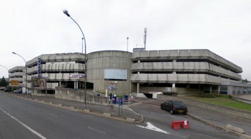 Nogent-sur-Marne RER station & car park (Nogent-sur-Marne, France)