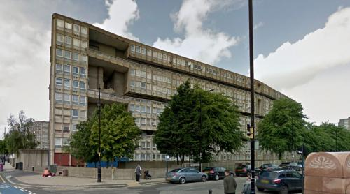 Robin Hood Gardens (London, United Kingdom)
