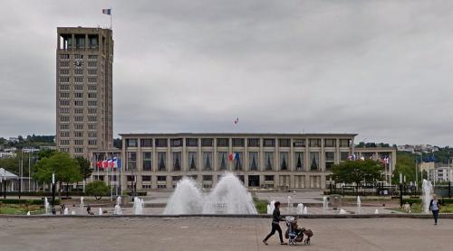 Le Havre City Hall (Le Havre, France)