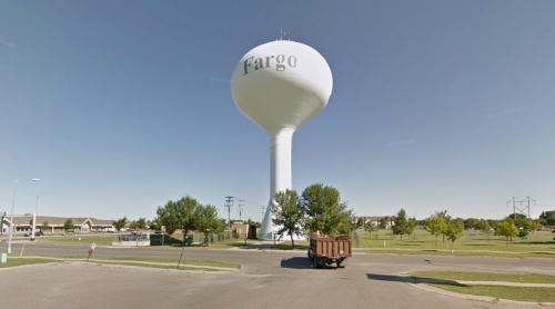Water Tower (Fargo, United States)