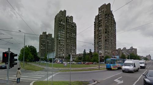 Blokovi - Blok 23 (Belgrade, Serbia)