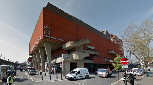 Brixton Recreation Centre (London, United Kingdom)