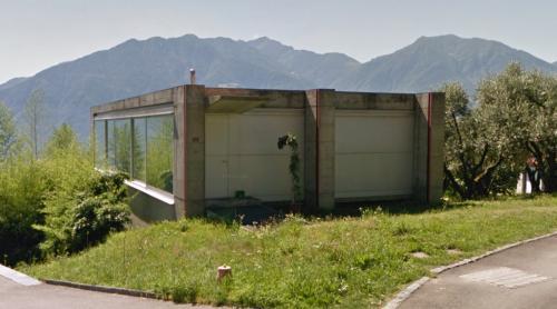 Casa Vacchini (Ticino, Switzerland)