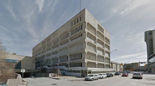 Public Safety Building (Winnipeg, Canada)