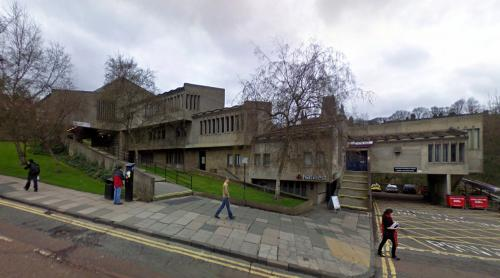 Durham Students' Union building (Durham, United Kingdom)