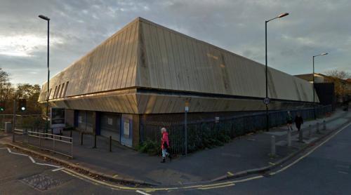 Former Co-op store (Nottingham, United Kingdom)