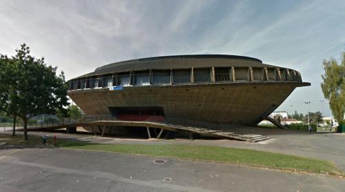 Palais des sports de Saint-Nazaire (Saint-Nazaire, France)