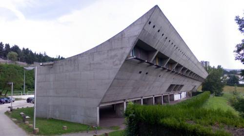 Maison de la Culture de Firminy-Vert (Firminy, France)