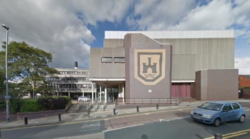 Castleford Civic Centre (Castleford, United Kingdom)