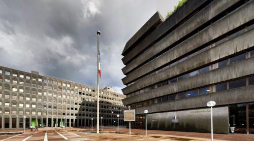 Préfecture de Seine-St-Denis (Bobigny, France)