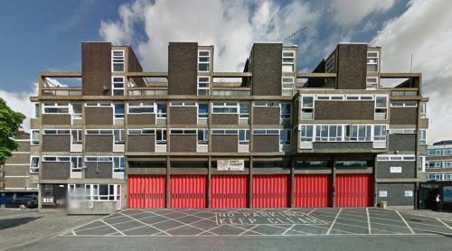 Shoreditch Fire Station (London, United Kingdom)
