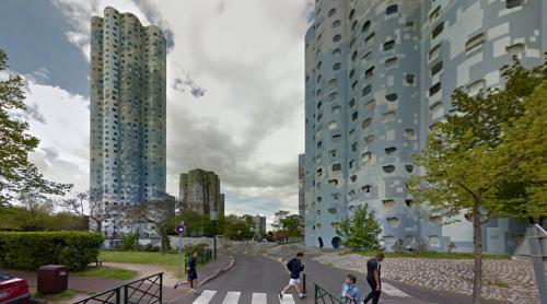 Tours Aillaud (Nanterre, France)