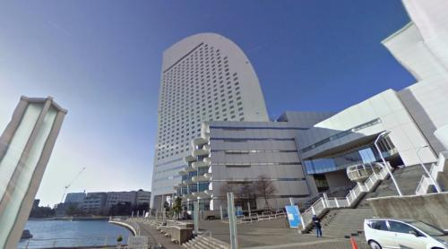 InterContinental Yokohama Grand Hotel (Yokohama, Japan)