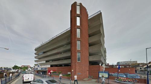 Thamesgate Shopping Centre & Car Park (Gravesend, United Kingdom)