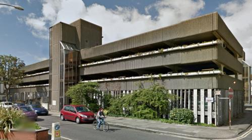 Norton Road Car Park (Hove, United Kingdom)