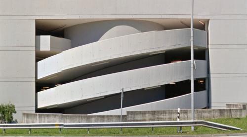 Parcheggio Centro Castello (Locarno, Switzerland)