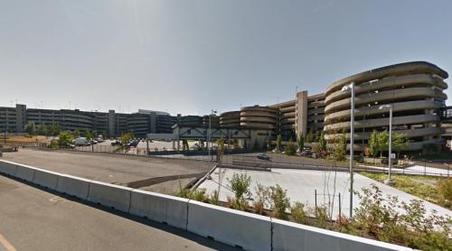 Seattle-Tacoma International Airport Car Park (Seatac, United States)