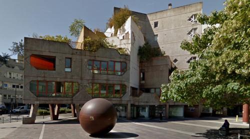 Centre des Finances Publiques (Ivry Sur Seine, France)