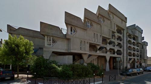 Cité Rateau (La Courneuve, France)