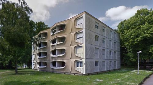 Housing (Rennes, France)