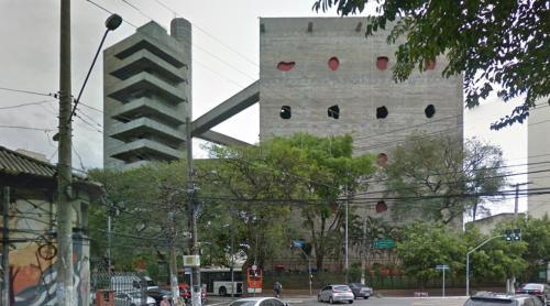 SESC Unidade Pompeia (Sao Paulo, Brazil)