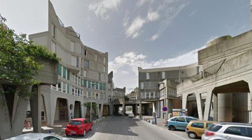 Quartier Renaudie (Saint Martin D'Hères, France)