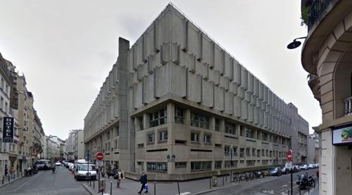 Bureau de Poste Paris 17 Renaudes (Paris, France)
